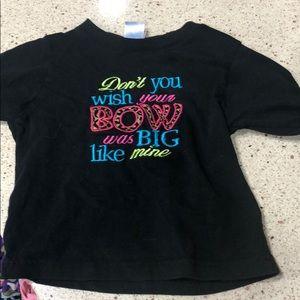 Other - Long sleeve girls shirt